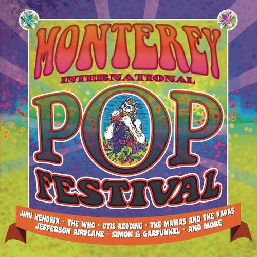 Monterey International Pop Festival (Live) by Various Artists