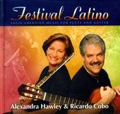 Flute and Guitar Recital: Hawley, Alexandra / Cobo, Ricardo - Pujol, M.D. / Zenamon, J. / Domeniconi, C. / Cordero, E. (Festival Latino) by Ricardo Cobo