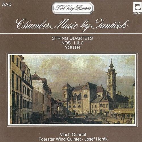 Janacek:   String Quartets Nos. 1 & 2, Youth by Various Artists