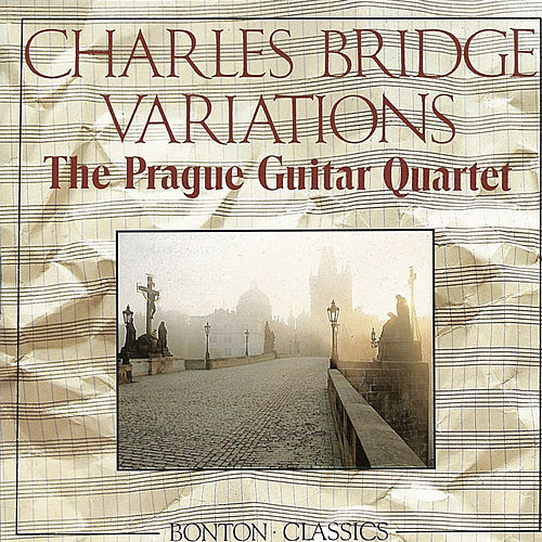 Praetorius, Vivaldi, Mysliveček, Ravel, Duarte, & Rak: Works for Guitar by Prague Guitar Quartet