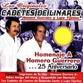 Homenaje A Homero Guerrero...25 Aniversario by Los Originales Cadetes De Linares Homero Guerrero Y Lupe Tijerina