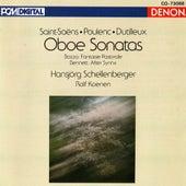 Oboe Sonata, Op. 166: III. Molto Allegro by Hansjorg Schellenberger