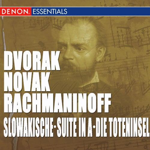 Novak, Dvorák & Rachmaninov: Orchestral Suites by Various Artists