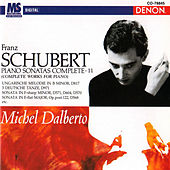 Schubert: Complete Piano Works, Vol. 11 by Michel Dalberto