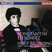 Debut Recording by Konstantin Lifschitz