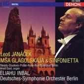 Janacek: Sinfonietta by Eliahu Inbal