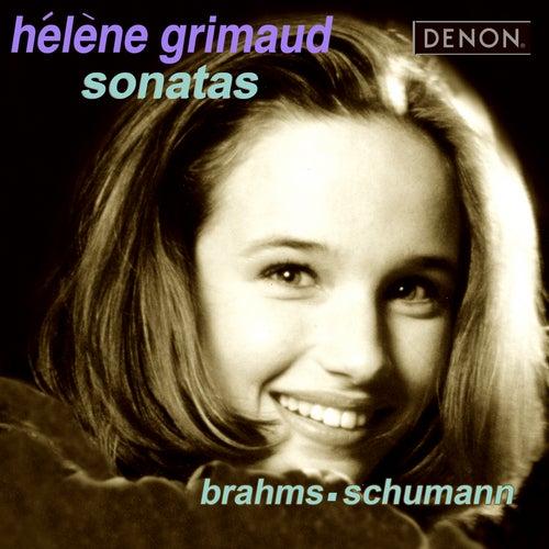 Brahms & Schumann: Sonatas by Helene Grimaud
