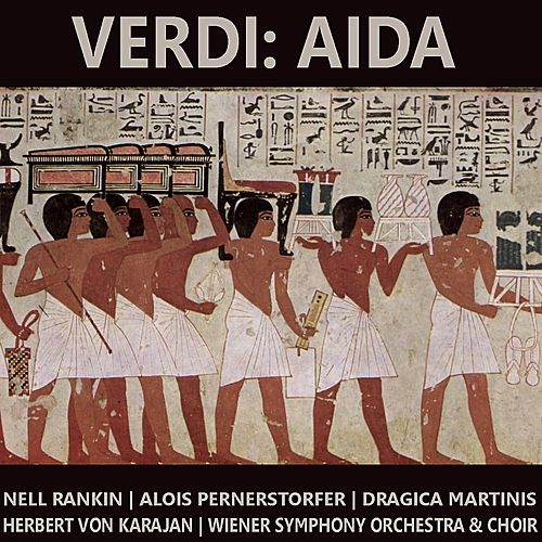 Verdi: Aida by Wiener Symphony Orchestra and Choir