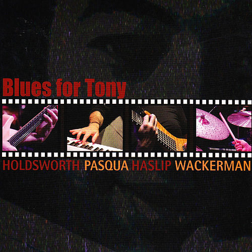 Blues For Tony by Allan Holdsworth