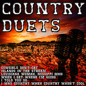 Country Duets by The Sheltons