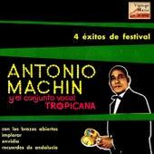 Vintage Cuba No. 81 - EP: Con Los Brazos Abiertos by Antonio Machín