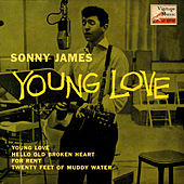 Vintage Rock No. 33 - EP: Young Love by Sonny James