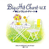 Big Hit Chart Vol.X by Music Box Collection