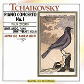 Tchaikovsky - Piano Concerto No. 1: Violin Concerto by Various Artists