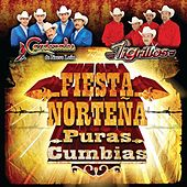 Fiesta Norteña Puras Cumbias by Various Artists