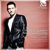 Mr. Corelli in London by Maurice Steger