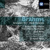 Brahms Orchestral Works by Various Artists