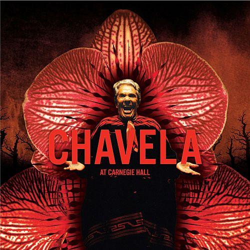 Live At Carnegie Hall by Chavela Vargas