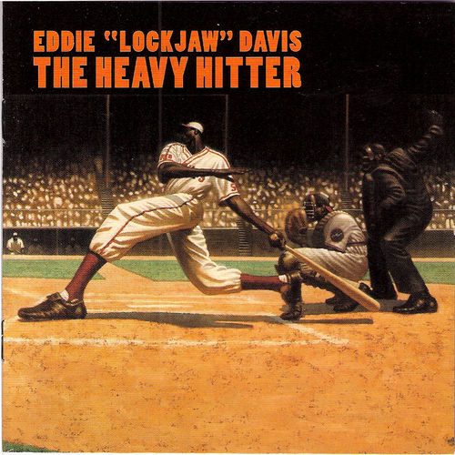The Heavy Hitter by Eddie 'Lockjaw' Davis