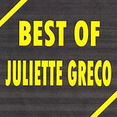 Best of Juliette Gréco by Juliette Greco