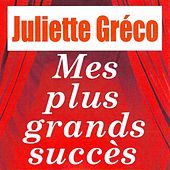 Mes plus grands succès by Juliette Greco