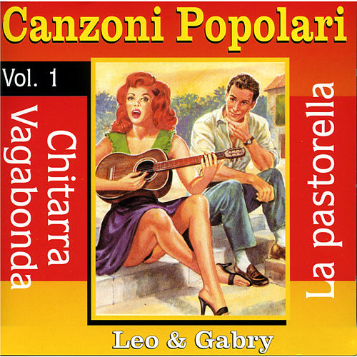 Canzoni Popolari Vol. 1 by Various Artists