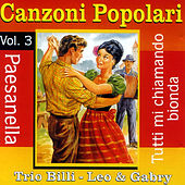 Canzoni Popolari Vol. 3 by Various Artists
