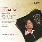 Bellini: I Puritani by Maria Callas