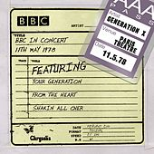 BBC In Concert (11th May 1978) by Generation X