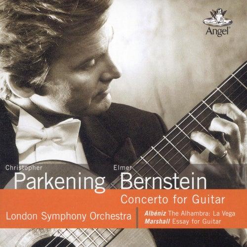 Christopher Parkening - Elmer Berstein: Concerto for Guitar by Christopher Parkening