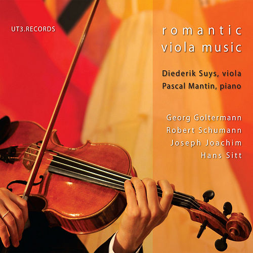 Romantic Viola Music by Diederik Suys
