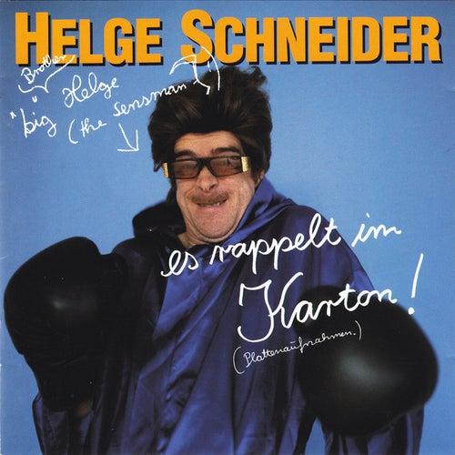 Es rappelt im Karton by Helge Schneider