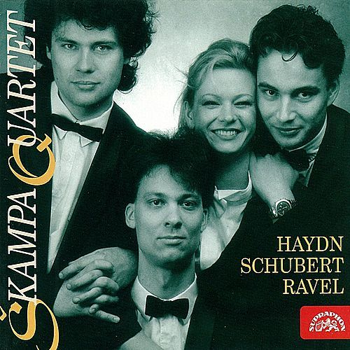Haydn / Schubert / Ravel: String Quartets by Skampa Quartet