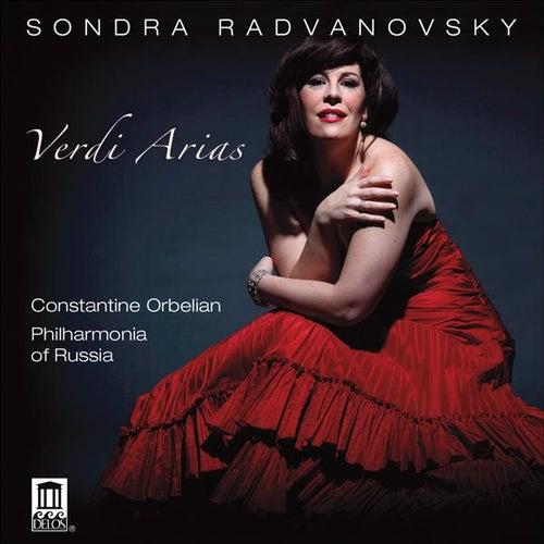 Verdi: Arias by Sondra Radvanovsky