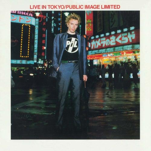 Live In Tokyo by Public Image Ltd.