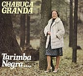 Tarimba Negra by Chabuca Granda