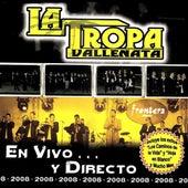 En Vivo Y Directo by La Tropa Vallenata