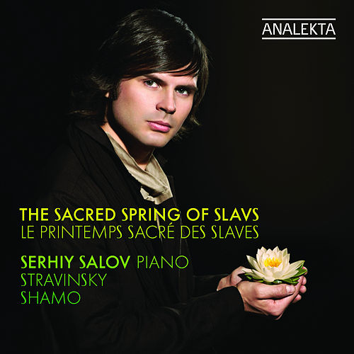 Sacred Spring of Slavs by Serhiy Salov