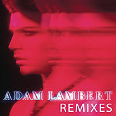 Remixes by Adam Lambert