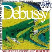 Debussy:  Prélude a l´apres-midi d´un faun, Images, Jeux - poeme dansé, Dances for Harp and String Orchestra by Various Artists