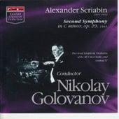Alexander Scriabin by Alexander Scriabin