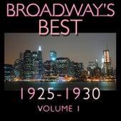 Broadway's Best 1925 - 1930 Vol.1 by KnightsBridge