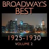 Broadway's Best 1925 - 1930 Vol.2 by KnightsBridge