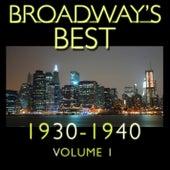 Broadway's Best 1930 - 1940 Vol.1 by KnightsBridge