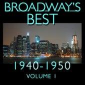 Broadway's Best 1940 - 1950 Vol.1 by KnightsBridge