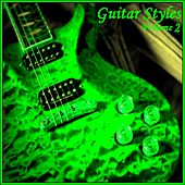 Guitar Styles: Volume 2 (Alternate Tunings) by Pete Hawkes