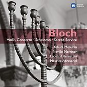 Bloch: Violin Concerto / Schelomo / Sacred Service by Various Artists