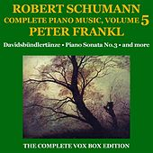 Schumann: Piano Music (Complete), Volume V by Peter Frankl