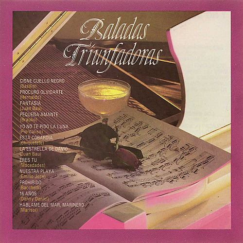 Baladas Triunfadoras by Various Artists