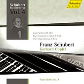 Schubert: Piano Works, Vol. 4 by Gerhard Oppitz